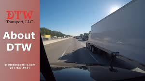 100 Trucking Companies Michigan About DTW Transport Based Company YouTube