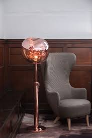 Curved Floor Lamp Copper by Modern Floor Lamps That Turn Artificial Lighting Into A Form Of Art