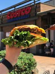Costcos New Cheeseburger Photo Courtesy Of Foodbeast