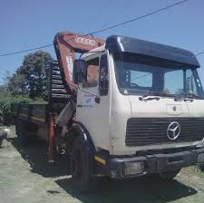 Crane Truck For Hire - Local Service - Durban, KwaZulu-Natal - 4 ...