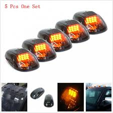 5pc 9LED Amber Smoked SUV RV Truck Pickup 4X4 Cab Roof Top Running ... Best Lights For Truck Amazoncom Ijdmtoy 5pcs Amber Led Cab Roof Top Marker Running 2 X Top Quality Bumper Firesafety Rescue Engine Truck With Music Park Ranger Vehicle Lights Flashing Stock Photos 5x Smoked Suv Off Road 5 For Trucks Bumpers Windshield Jeep Tents Tuff Stuff 4x4 2016 Ford F150 Special Service Joins Police Force News 12 Rv Discount Universal Teardrop Style Led Clearance