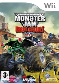 Monster Jam: Urban Assault (Wii): Amazon.co.uk: PC & Video Games Monster Jam Hits Salinas Kion Truck Easily Runs Over Pile Of Junk Cars Bigfoot Stock Video Game Mud Challenge With Hot Wheels Truck Warning Drivers Ahead Trucks Visit Thornton Public The Maitland Mercury Video Raminator Monster Revs Up Crowd At Bob Brady Auto Crush It Nintendo Switch Games Destruction Police 3d For Kids Educational Destroyer Children Running Ripping Redcat Racings Landslide Xte Dennis Anderson Recovering After Scary Crash In The Grave Digger