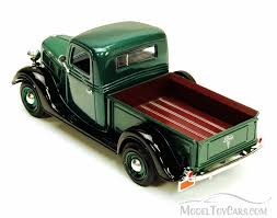1937 Ford Pick-up Truck, Green - Showcasts 73233 - 1/24 Scale ... Classic Metal Works Ho 1960 Stakebed Ford Truck Yellowred Ertl 118 F 100 Diecast Model Car Aw211 Svt F150 Lightning Pickup Red Maisto 31141 121 Not A Toy 1925 Panel Delivery Super Duty F350 Dually Biguntryfarmtoyscom 2016f250dhs Colctables Inc Majorette Premium 150 Cars Street Cruisers 66 Party Favors Rroplanetcom Raptor Highlift By Scale 187 With Moving Van Trailer Custom Coe 9000 Toys Proline F650 Monster Body Clear Pro319300 1956 F100 124 Scale American Diecast