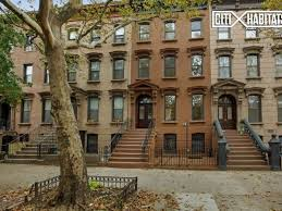 bed stuy brownstone on halsey street costs 3 mill bed stuy ny
