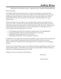Cover Letter Design Recommendation Sample For Law Police Officer No