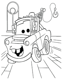 Mater The Tow Truck Coloring Page Birthdays Pinterest Inside Pages ... Tow Truck Coloring Page Ultra Pages Car Transporter Semi Luxury With Big Awesome Tow Trucks Home Monster Mater Lightning Mcqueen Unusual The Birthdays Pinterest Inside Free Realistic New Police Color Bros And Driver For Toddlers