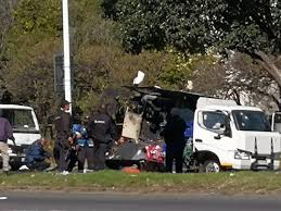 100 Area Trucks JUST IN Money Trucks Hit Near Atlas Road Avoid The Area Video