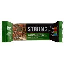 KindR Roasted Jalapeno Almond Protein Bar 16 Oz
