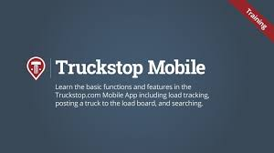 100 Truck Stop App Stopcom Mobile Overview YouTube