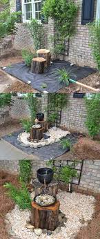 Diy Fountain - Fallcreekonline.org Backyard Landscaping Ideas Diy Best 25 Diy Backyard Ideas On Pinterest Makeover Garden Garden Projects Cheap Cool Landscape 16 Amazing Patio Decoration Style Outdoor Cedar Wood X Gazebo With Alinum Makeover On A Budget For Small Office Plans Designs Shed Incridible At Before And Design Your Fantastic Home