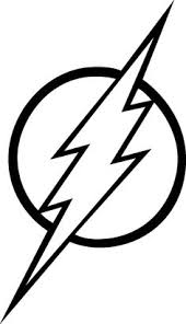 The Flash symbol To Draw Pinterest