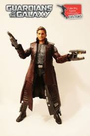 Peter Quill Aka Star Lord Marvel Select Custom Action Figure