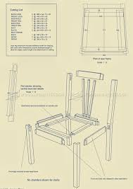 100 Wooden Dining Chairs Plans 2309 Oak Chair Furniture Woodworking Oak