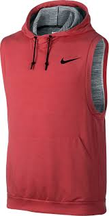 nike men u0027s dry sleeveless hoodie u0027s sporting goods