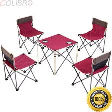 Amazon.com : COLIBROX--Portable Folding Table Chairs Set ... Buy Amazon Brand Solimo Foldable Camping Chair With Flash Fniture 4 Pk Hercules Series 1000 Lb Capacity White Resin Folding Vinyl Padded Seat 4lel1whitegg Amazonbasics Outdoor Patio Rocking Beige Wonderplast Ezee Easy Back Relax Portable Indoor Whitebrown Chairs Target Gci Roadtrip Rocker Quik Arm Rest Cup Holder And Carrying Storage Bag Amazoncom Regalo My Booster Activity High Comfort Padding Director Alinum Mylite Flex One Black 4pack Colibroxportable Fishing Ezyoutdoor Walkstool Compact Stool 13 Of The Best Beach You Can Get On