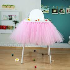 VLoveLife 40'' X 14'' Baby Pink Tulle Tutu Skirt For High Chair Decor For  1st Birthday Party Baby Shower Decorations Favor Amazoncom Ivory Gold Glitter Highchair Skirt Triplets Toddler Diy Tutus And High Chair Skirts How To Make A Tutu Sante Blog Pink White Tu Sktgirls First Birthday Smash Cake Party Custom Changes Yaaasss Unicorn One Banner Theme Diy For Unixcode 3 Ways To A Wikihow Tulle Decoration Supernova Baby Hawaiian Supplies Near Me Nils Stucki Kieferorthopde Princess I Am One With Marious T