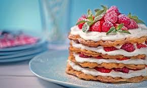 waffeltorte cake