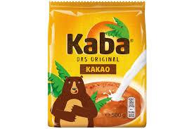 kaba kakao nachfüllbeutel 1x 500g