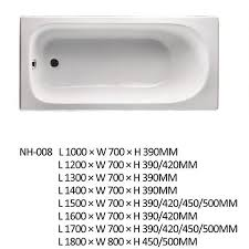 Toto Bathtubs Cast Iron by Toto Cast Iron Bathtub Epienso Com