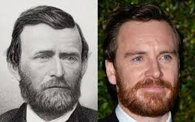 Celebrity Look Alike Ulysses S Grant And Michael Fassbender