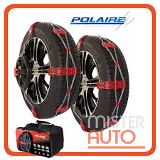 POLAIRE 2 External Snow Chains Steel Grip 120 0120-PSGA | EBay Dinoka 6 Pcsset Snow Chains Of Car Chain Tire Emergency Quik Grip Square Rod Alloy Highway Truck Tc21s Aw Direct For Arrma Outcast By Tbone Racing Top 10 Best Trucks Pickups And Suvs 2018 Reviews Weissenfels Clack Go Quattro F51 Winter Traction Options Tires Socks Thule Ck7 Chains Audi A3 Bj 0412 At Rameder Used Div 9r225 Trucksnl Amazoncom Light Suv Automotive How To Install General Service Semi Titan Cable Or Ice Covered Roads 2657017 Wheel In Ats American Simulator Mods