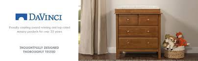Davinci Kalani Dresser Chestnut by Amazon Com Davinci Autumn 4 Drawer Changer Dresser With