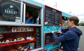 Food Truck For Fido: New Seattle Business Caters To Canines | Boston ... Seattle Curbside Food Trucks Roaming Hunger Austin High Schools New Truck And More Am Intel Eater The Westin Washington Streetzeria A Food Cart All You Can Eat Youtube Maximus Minimus Wa Stock Photo Picture And Truck For Fido Business Caters To Canines Boston Baked 6 Of The Fanciest From Paris Wine Day In Life A Met Roundups South Lake Union Saturday Market