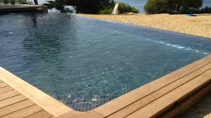 margelle piscine en bois la piscine aquaset piscines traditionnelles brignoles var