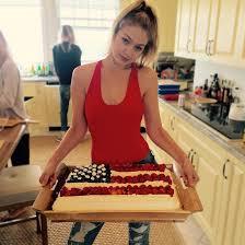 Foo Fourth of July Gigi Hadid Stephen Curry Taylor Swift