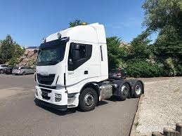 100 Iveco Trucks Usa Used Stralis 440 S48 Tractor Units Year 2015 Price US