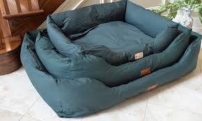 Mammoth Dog Beds by 23 Off On Heavy Duty Canvas Pet Bed Groupon Goods