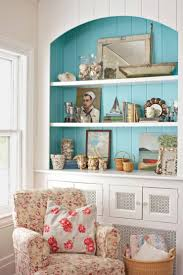 100 Beach Style Living Room Interior Design Perfect Shelving And Upholstered Chair Ideas For