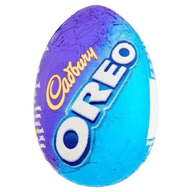 Cadbury Oreo Chocolate Egg 31g