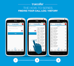 Finding Your Call Log History