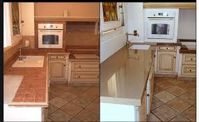 renover cuisine rustique rénovation d un plan de travail d une cuisine rustique à marseille