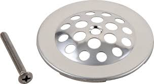 Tub Drain Strainer Replacement by Delta Replacement Dome Grid Shower Drain U0026 Reviews Wayfair
