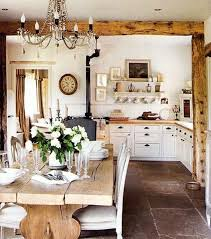 White French Kitchen Indeed Decor 4
