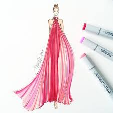 Dress Sketches Gallery
