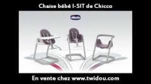 chaise haute i sit chicco chaise bébé chicco i sit 2012 en vente sur www twidou