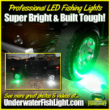 The World s Brightest LED Fishing Lights