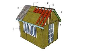 Free Storage Shed Plans 16x20 by 10 Free Storage Shed Plans Howtospecialist How To Build Step
