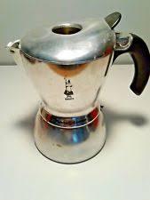 BIALETTI Mukka Express Stovetop Espresso Cappuccino Latte Maker Parts F 52