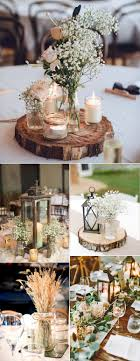Wedding Centerpieces For Rustic Decoration Ideas