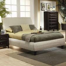 King Platform Bed With Upholstered Headboard by Bed Frames Wallpaper Hi Def Upholstered Wingback Bed King Tufted