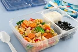 Easy Make Ahead Lunch Ideas A Frozen Pasta Salad Recipe Thats Versatile And Can