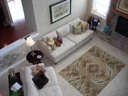 Living Room Rug On Carpet For Popular Of 17 Best Done Rugs Layered Over Images