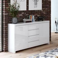 sideboard 2 lario kommode anrichte schrank wohnzimmer in
