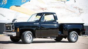 Legendary: A Million-mile Chevy Pickup Finally Gets Its Due | Autoweek 6500 Shop Truck 1967 Chevrolet C10 1965 Stepside Pickup Restoration Franktown Chevy C Amazoncom Maisto Harleydavidson Custom 1964 1972 V100s Rtr 110 4wd Electric Red By C10robert F Lmc Life Builds Custom Pickup For Sema Black Pearl Gets Some Love Slammed C10 Youtube Astonishing And Muscle 1985 2 Door Real Exotic Rc V100 S Dudeiwantthatcom