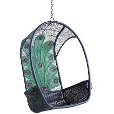 Knotted Melati Hanging Chair Natural Motif by Free Spirited And Proud Of It Sure Thing But Also Durable And