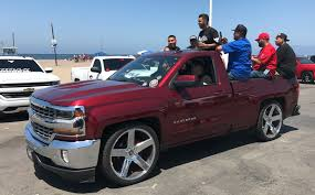 100 Low Rider Truck Beach Rally The City Project